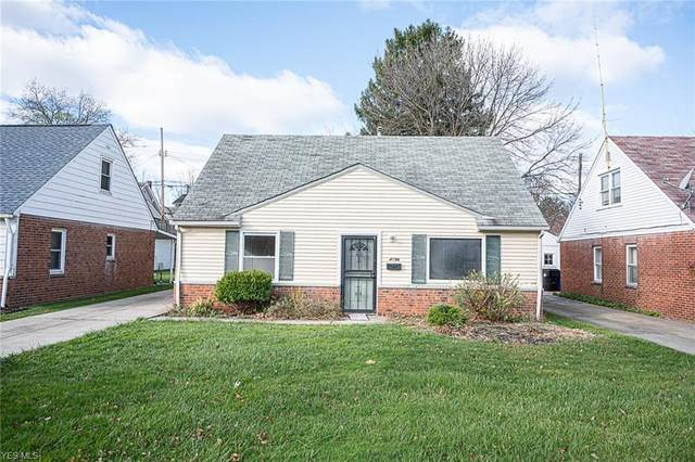 4196 Fulton Parkway, Cleveland, OH 44144 (MLS #4241360) :: The Holly Ritchie Team