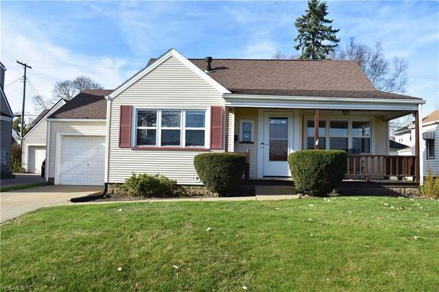 349 Roslyn Avenue NW, Canton, OH 44708 (MLS #4241387) :: RE/MAX Trends Realty