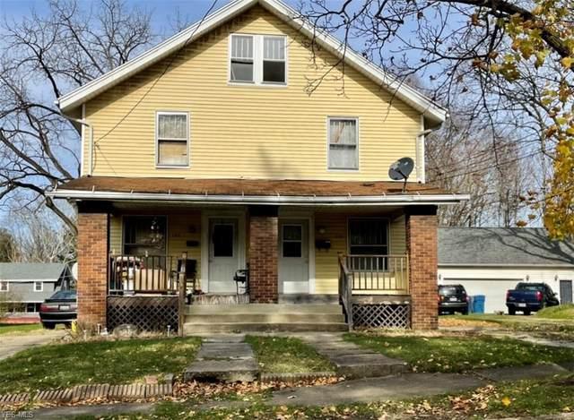 122 Commonwealth Avenue NE, Massillon, OH 44646 (MLS #4241396) :: RE/MAX Trends Realty