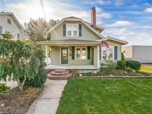 110 5th Street NE, North Canton, OH 44720 (MLS #4241456) :: RE/MAX Edge Realty