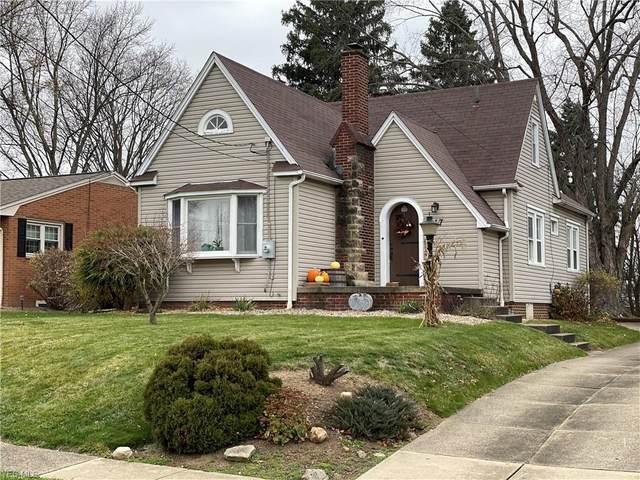 147 Bonnett Street SW, North Canton, OH 44720 (MLS #4241558) :: RE/MAX Edge Realty