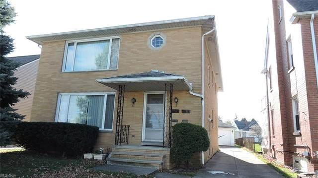 6203 Morningside Drive, Parma, OH 44129 (MLS #4241651) :: The Crockett Team, Howard Hanna