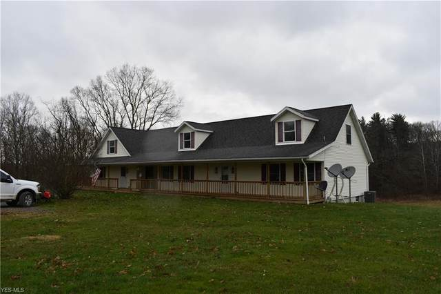 14176 Steubenville Pike, Lisbon, OH 44432 (MLS #4241679) :: Krch Realty