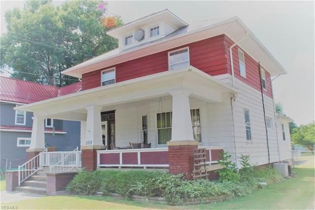 509 Warren Street, Marietta, OH 45750 (MLS #4241688) :: Select Properties Realty