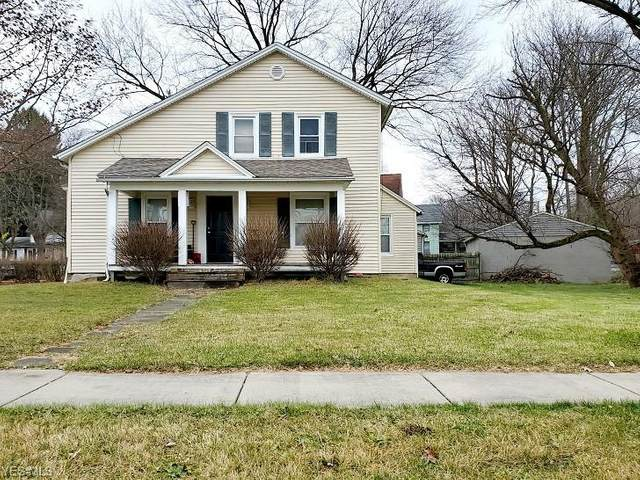 632 Cleveland Road, Ravenna, OH 44266 (MLS #4241693) :: Krch Realty