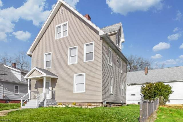 723 21st Street NW, Canton, OH 44709 (MLS #4241717) :: RE/MAX Trends Realty