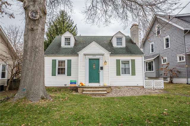 1333 23rd Street NW, Canton, OH 44709 (MLS #4241738) :: RE/MAX Edge Realty