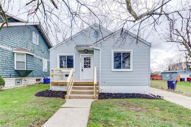 852 Harrison Avenue, Akron, OH 44314 (MLS #4241760) :: RE/MAX Trends Realty