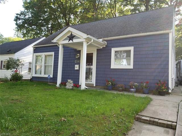 2220 Suncrest Drive, Cuyahoga Falls, OH 44221 (MLS #4241835) :: RE/MAX Edge Realty