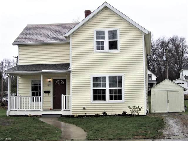 21 S Third Street, Rittman, OH 44270 (MLS #4241861) :: RE/MAX Edge Realty