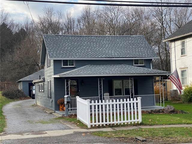 255 S Market Street, East Palestine, OH 44413 (MLS #4241878) :: The Holden Agency