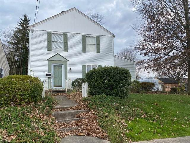 442 Taylor Street, Zanesville, OH 43701 (MLS #4241921) :: Keller Williams Legacy Group Realty