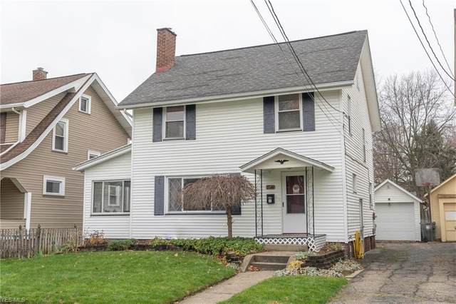 1641 Frazer Avenue NW, Canton, OH 44703 (MLS #4241966) :: RE/MAX Edge Realty