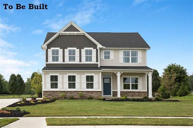143 Stonegate Circle NE, Canton, OH 44721 (MLS #4241973) :: Krch Realty