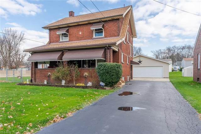 101 Woodland Avenue, Campbell, OH 44405 (MLS #4241979) :: TG Real Estate