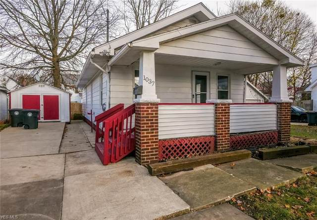 1037 Dayton Street, Akron, OH 44310 (MLS #4241980) :: The Jess Nader Team | RE/MAX Pathway