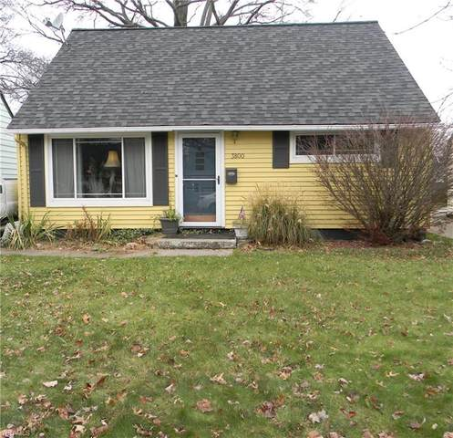 3800 Wetzel Avenue, Cleveland, OH 44109 (MLS #4242076) :: RE/MAX Edge Realty