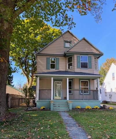 426 Highland Avenue, Wadsworth, OH 44281 (MLS #4242087) :: RE/MAX Edge Realty