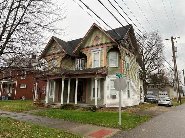 422 W High Avenue, New Philadelphia, OH 44663 (MLS #4242111) :: RE/MAX Edge Realty