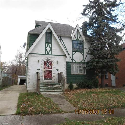 883 Eloise Drive, Cleveland Heights, OH 44112 (MLS #4242172) :: RE/MAX Trends Realty