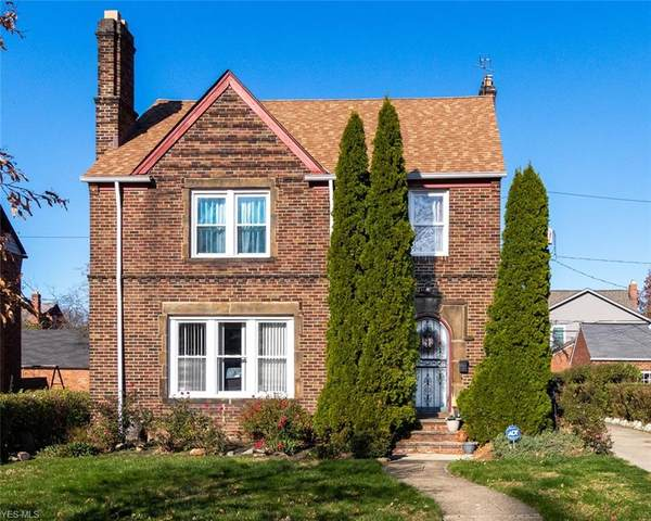 3521 Bendemeer Road, Cleveland Heights, OH 44118 (MLS #4242174) :: RE/MAX Edge Realty