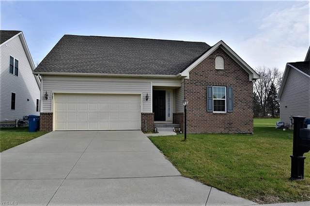 5747 Daniel Drive, Bedford, OH 44146 (MLS #4242193) :: RE/MAX Trends Realty