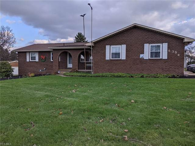 5354 Tanglewood Drive NE, Louisville, OH 44641 (MLS #4242229) :: RE/MAX Edge Realty