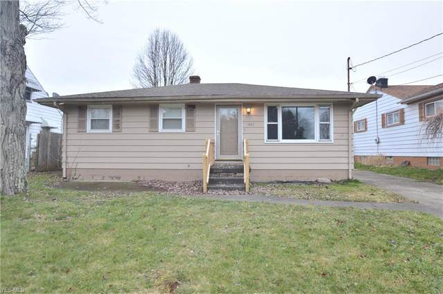 1523 Medford Avenue, Youngstown, OH 44514 (MLS #4242237) :: TG Real Estate