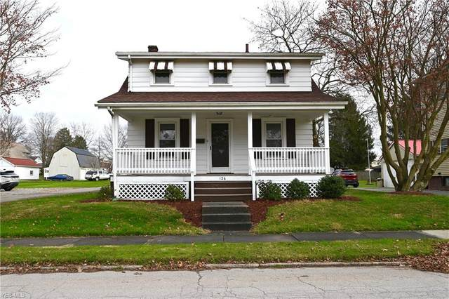 126 S West Street, Columbiana, OH 44408 (MLS #4242271) :: RE/MAX Edge Realty