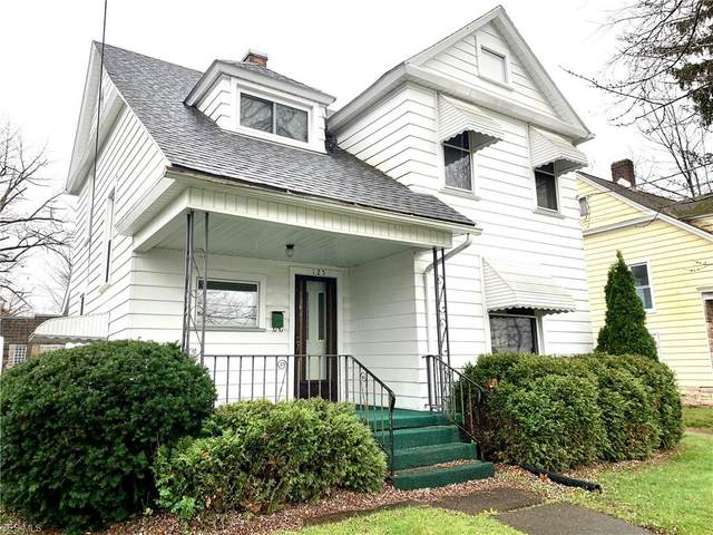 125 Gilbert Avenue, Niles, OH 44446 (MLS #4242315) :: RE/MAX Trends Realty
