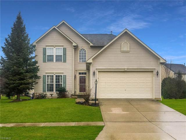 7596 Meadow Brooke Way, Northfield, OH 44067 (MLS #4242330) :: RE/MAX Edge Realty