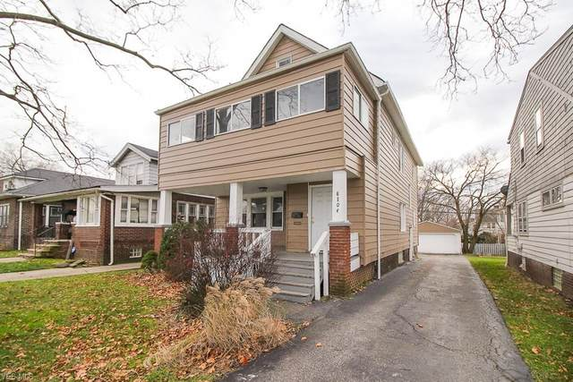 8104 Garfield Boulevard, Garfield Heights, OH 44125 (MLS #4242343) :: Keller Williams Legacy Group Realty