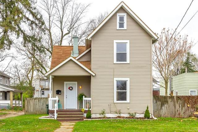1535 Frazer Avenue NW, Canton, OH 44703 (MLS #4242365) :: RE/MAX Edge Realty