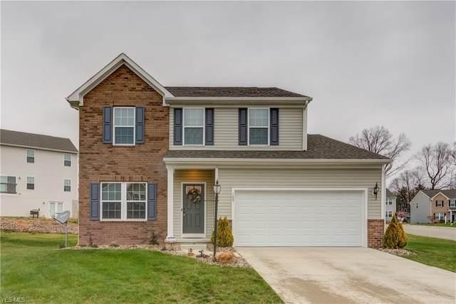 105 Glenwood Circle, Tallmadge, OH 44278 (MLS #4242366) :: Tammy Grogan and Associates at Cutler Real Estate