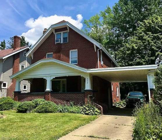 533 Storer Avenue, Akron, OH 44320 (MLS #4242396) :: RE/MAX Edge Realty