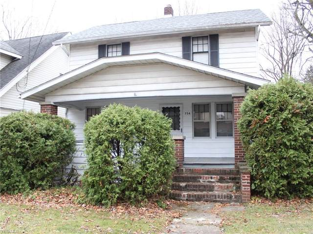 754 Russell Avenue, Akron, OH 44307 (MLS #4242413) :: RE/MAX Edge Realty