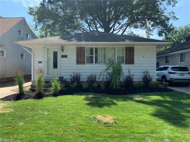 1184 Homestead Road, South Euclid, OH 44121 (MLS #4242423) :: Keller Williams Chervenic Realty