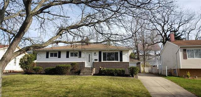 4957 Donovan Drive, Garfield Heights, OH 44125 (MLS #4242431) :: The Jess Nader Team | RE/MAX Pathway