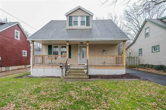1175 Lander Road, Mayfield Heights, OH 44124 (MLS #4242530) :: RE/MAX Edge Realty