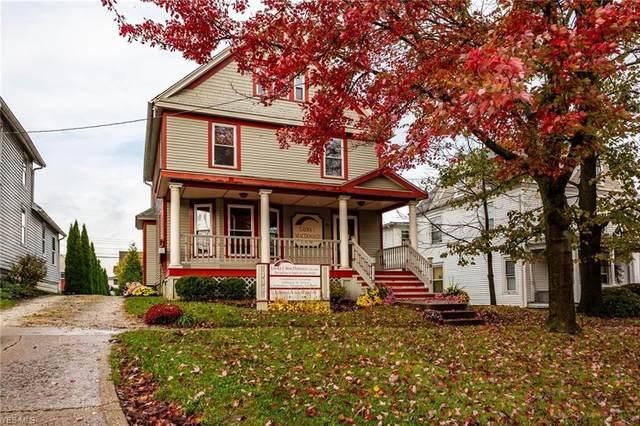 135 N Broadway Street, Medina, OH 44256 (MLS #4242535) :: Select Properties Realty