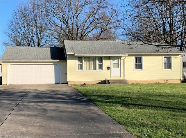 285 Marcia Drive, Youngstown, OH 44515 (MLS #4242667) :: Krch Realty