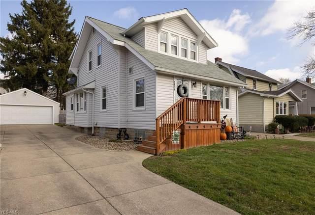 2679 N Bender Avenue, Akron, OH 44319 (MLS #4242741) :: Keller Williams Legacy Group Realty