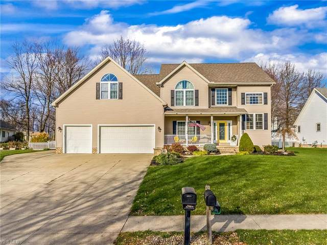 162 Woodhaven Lane, Doylestown, OH 44230 (MLS #4242756) :: RE/MAX Trends Realty