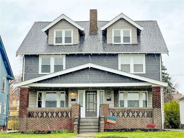 3307 Washington Boulevard, Cleveland Heights, OH 44118 (MLS #4242820) :: Select Properties Realty