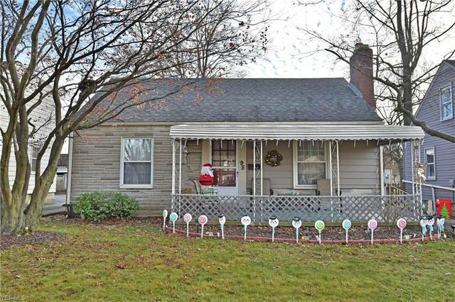 95 Wilda Avenue, Youngstown, OH 44512 (MLS #4242887) :: RE/MAX Edge Realty