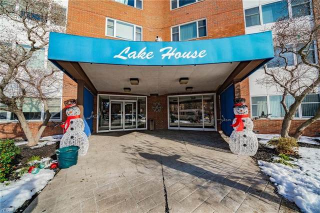 11850 Edgewater Drive #523, Lakewood, OH 44107 (MLS #4242894) :: The Jess Nader Team | RE/MAX Pathway