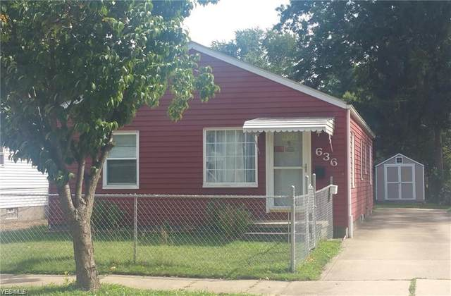 636 Evans Avenue, Akron, OH 44310 (MLS #4242945) :: RE/MAX Trends Realty