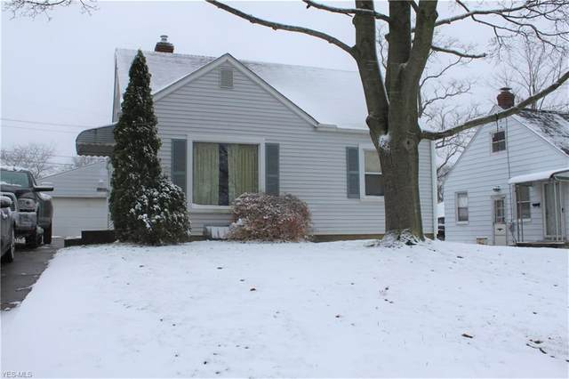 138 E Wilbeth Road, Akron, OH 44301 (MLS #4243083) :: RE/MAX Edge Realty