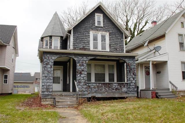 1351 Logan Avenue NW, Canton, OH 44703 (MLS #4243183) :: RE/MAX Edge Realty