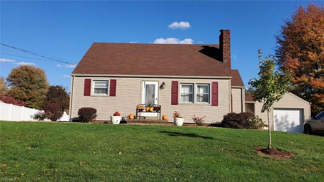 2344 Perry Drive SW, Canton, OH 44706 (MLS #4243184) :: Krch Realty